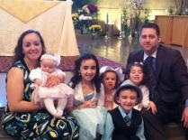 First Communion May 2011