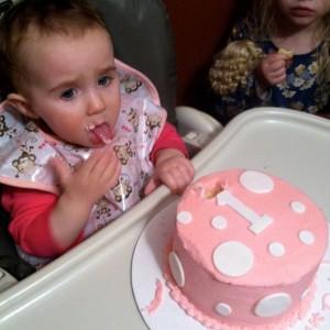bria and cake 2