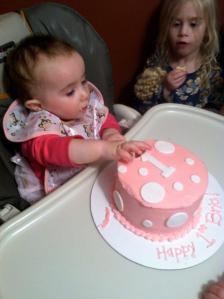 bria and cake