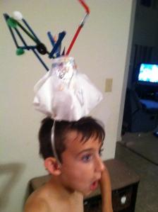 DDD's hat.....
