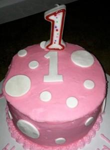 Smash cake!!!