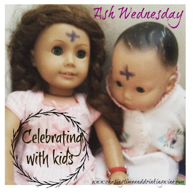 ash wednesday with kids