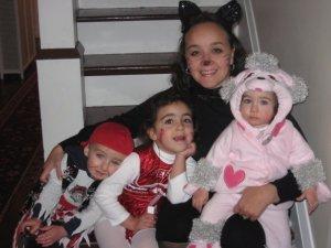 Halloween 2008 or 2009