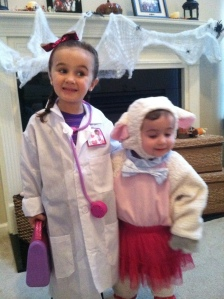 Doc McStuffins and Lambie 2013