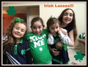 irish lasses