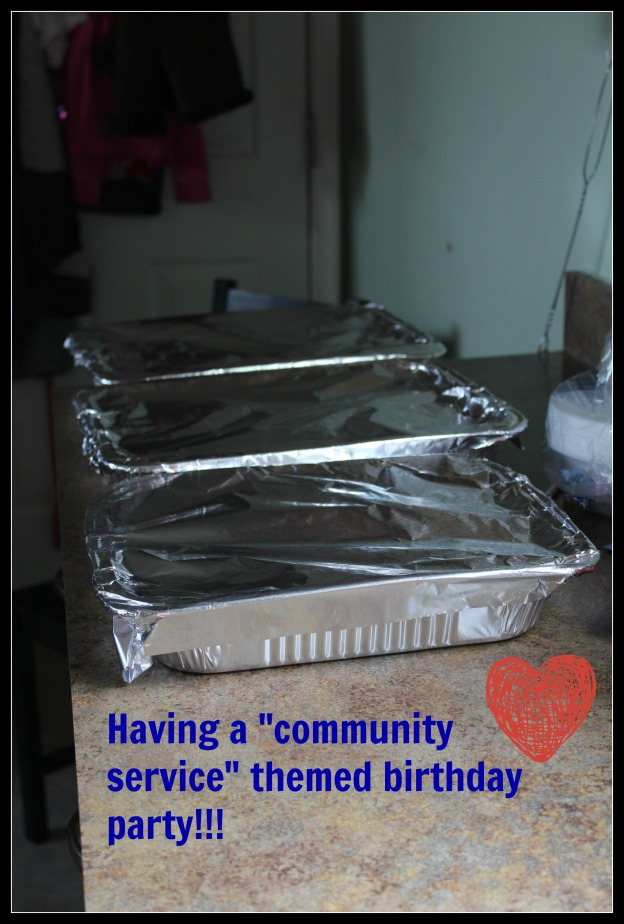 community service blog